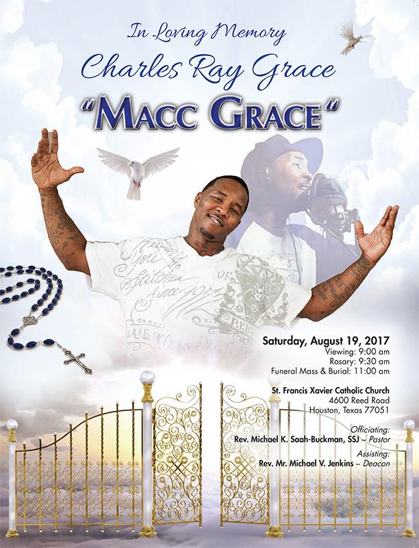 "Charles Ray ""Macc"" Grace"