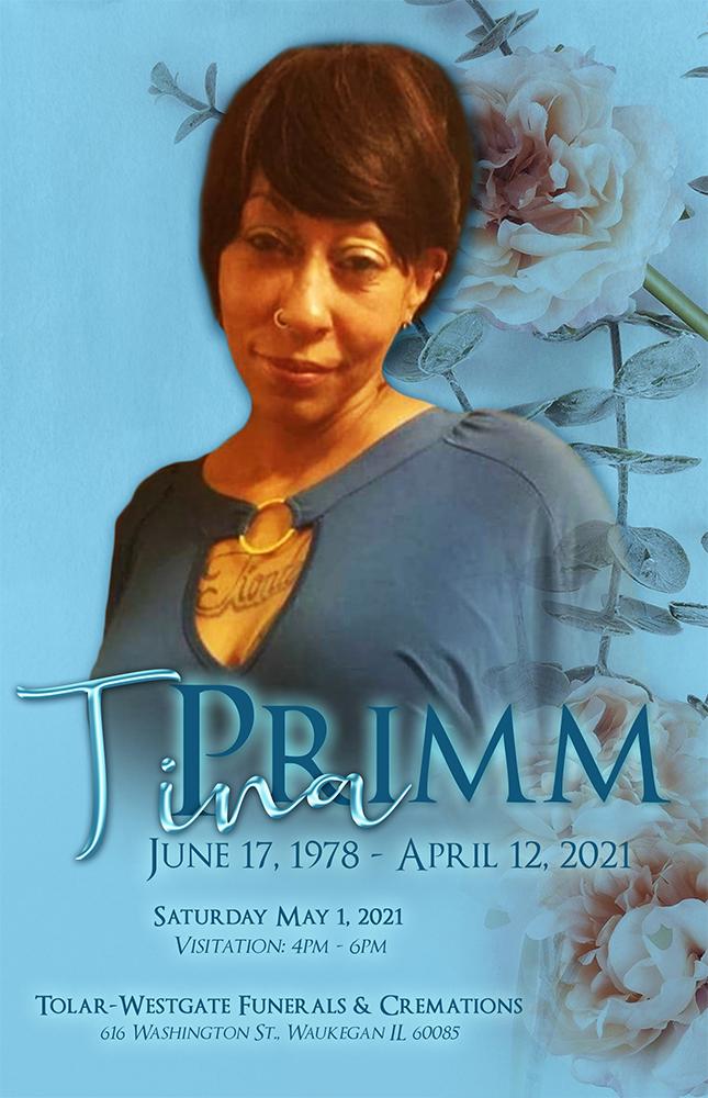 Tina Primm 1978-2021