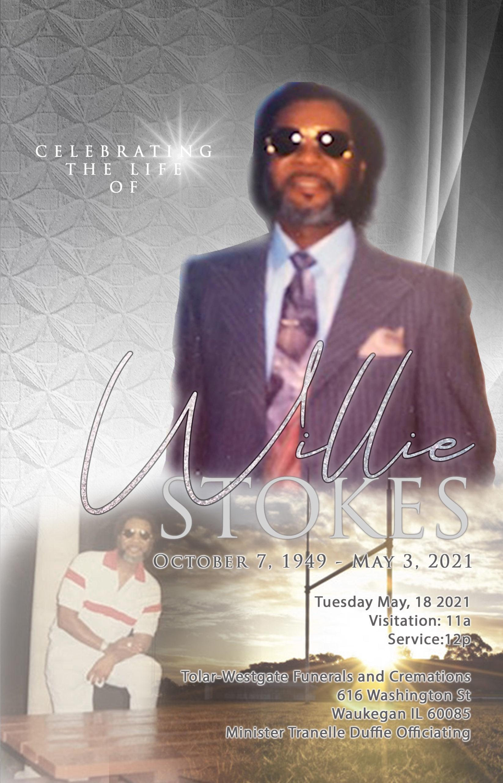 Willie Stokes 1949-2021