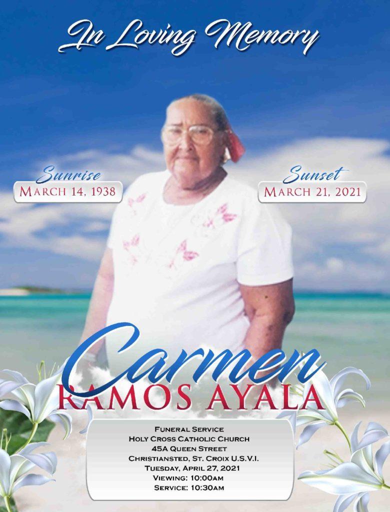 Ramos Ayala 1938-2021